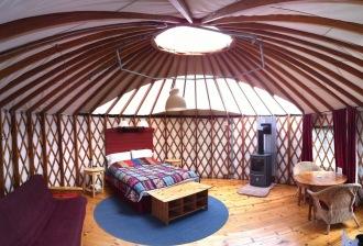 treebones-inside-Yurt-Treebones